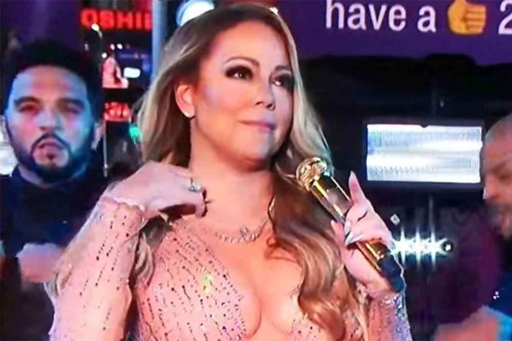 Mariah Carey New Year's Eve Meltdown | Celeb Legal Gossip | PROOF with Jill Stanley